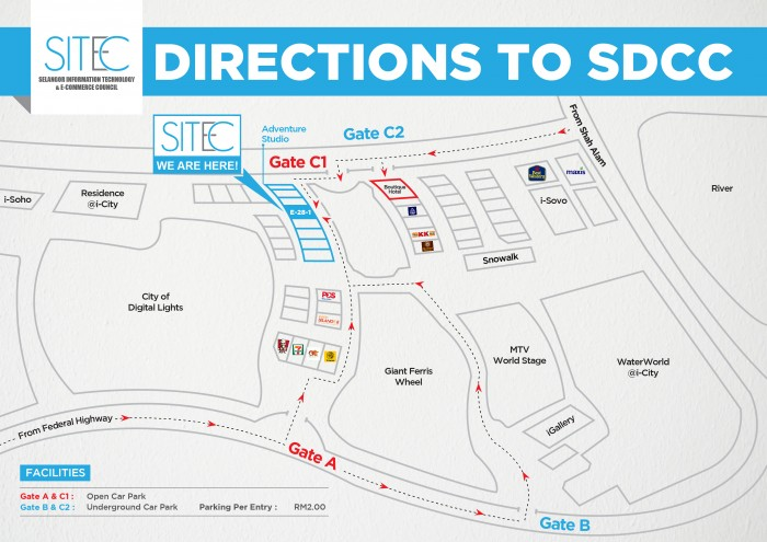 I-City SDCC Map-01