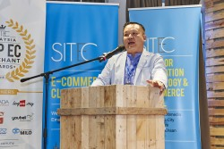 SITEC Chief Executive, Yong Kai Ping