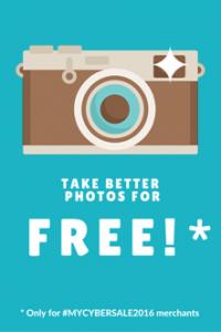 Take better photos at our photo studio! smol