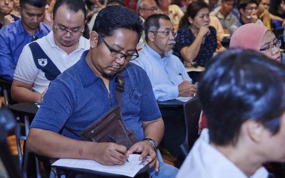 ECC 14 [2016] Last Malay EC Class of 2016 Sees High Turnout