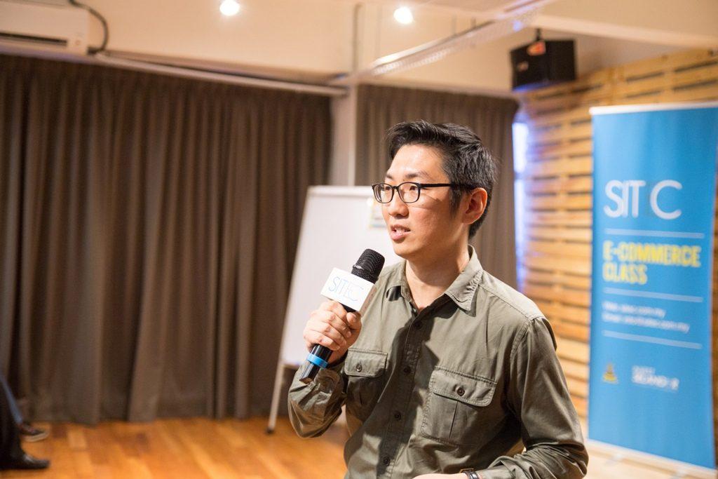图片来源 : SiteGiant执行长林永源:在不足中提出自己的USP