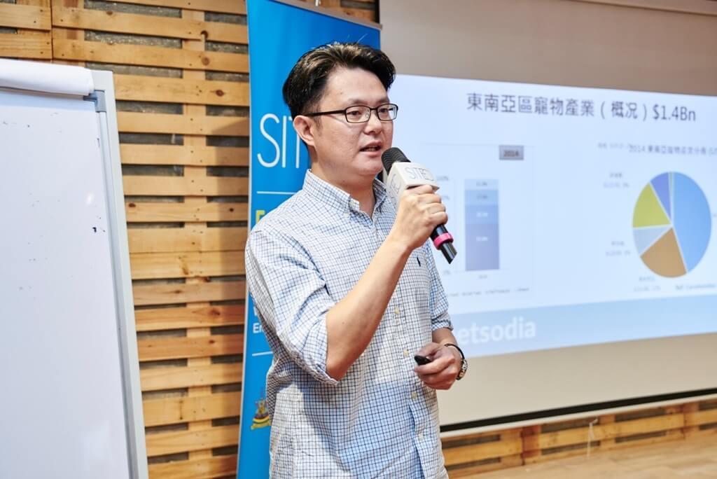 Patrick Chang, Petsodia