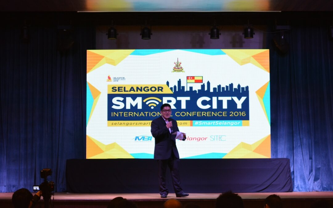 First Smart City Conference In Selangor Sees International Smart City Leaders and Startups