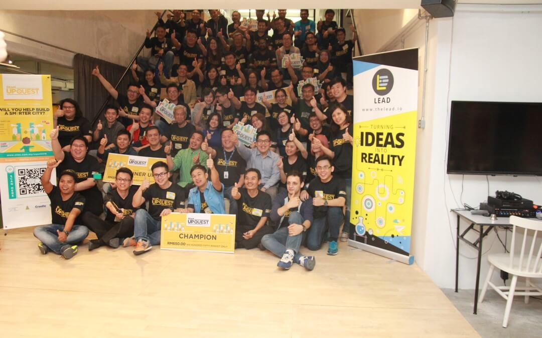 Larger crowd, more ideas for StartupQuest Selangor's October session