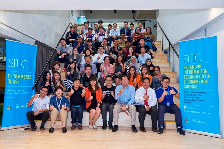 EC 1/17: Introducing E-Commerce to Greenhorns: 2017's EC Class off to flying start