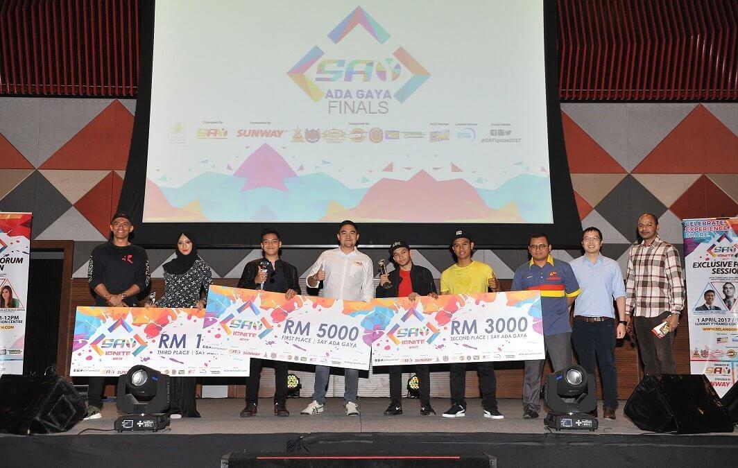 Raja Muda of Selangor wants Selangor youths to be 'role models'