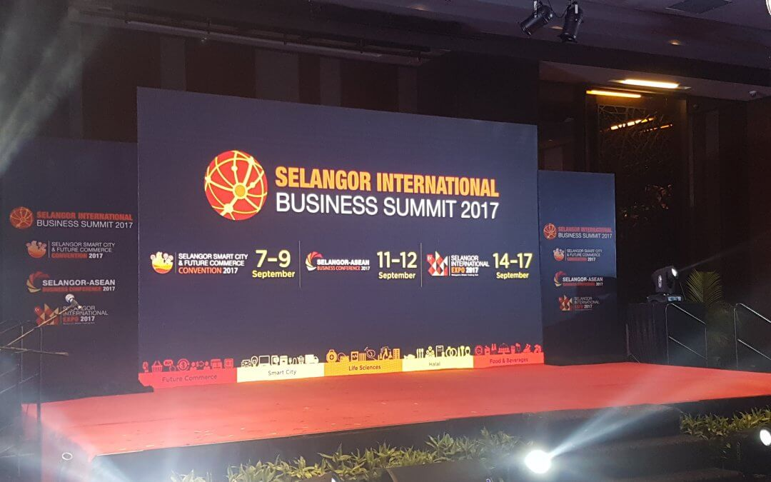 Asia's Biggest Smart City and Business Events to be Held in Selangor this Sept