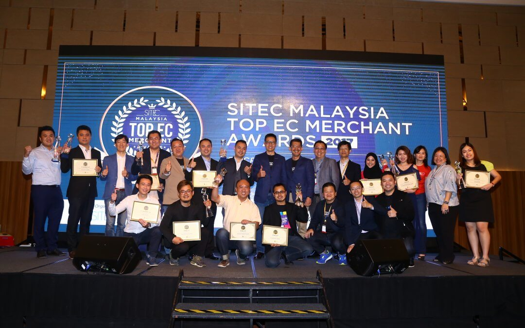 Malaysian e-Merchants Bag RM 25,000 in Cash at Selangor Smart City Convention