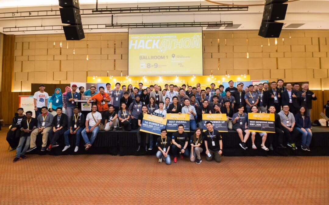 Platform Assisting Rural and Urban Poor Farmers Emerge as Champions at Smart City Hackathon
