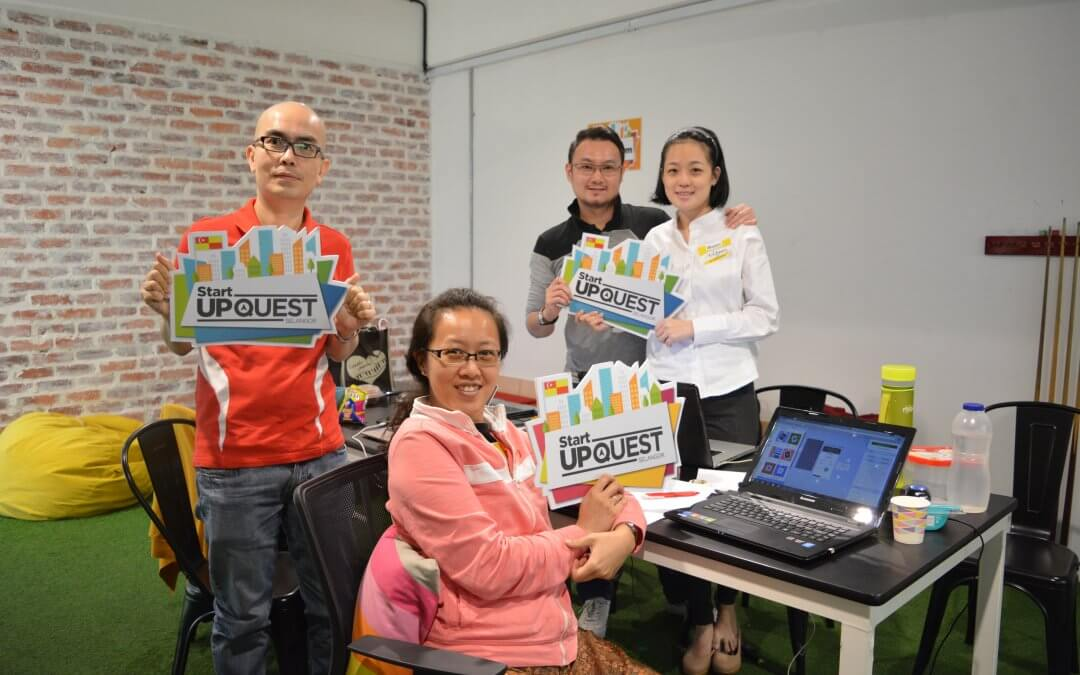Local Team Develops Innovative Medical History App at StartupQuest Selangor