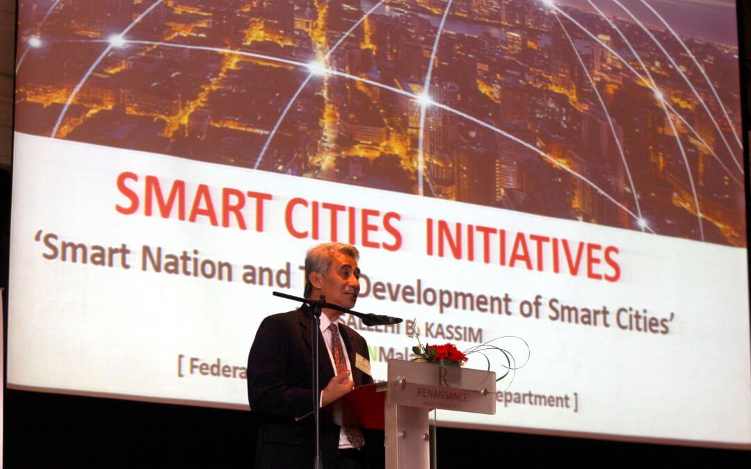 German Smart Solutions Take Centre Stage at KL Smart Cities Conference