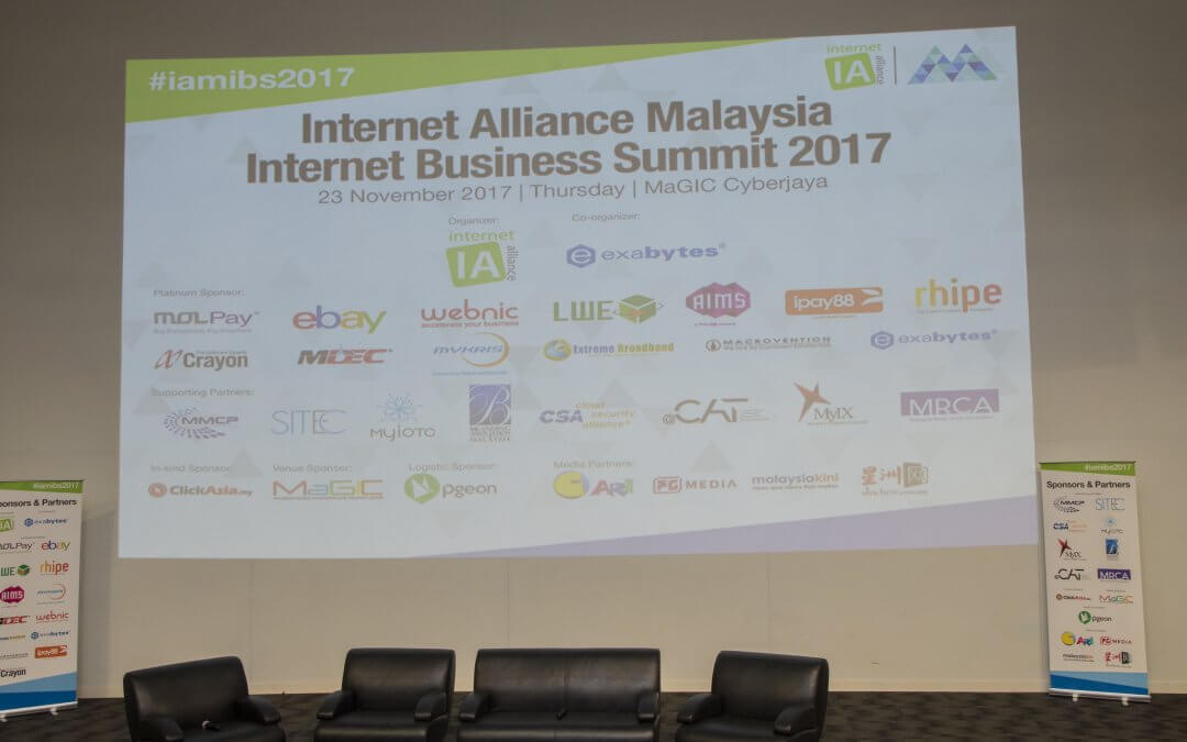 IA internet business summit gathers industry leads to explore trends and boundaries