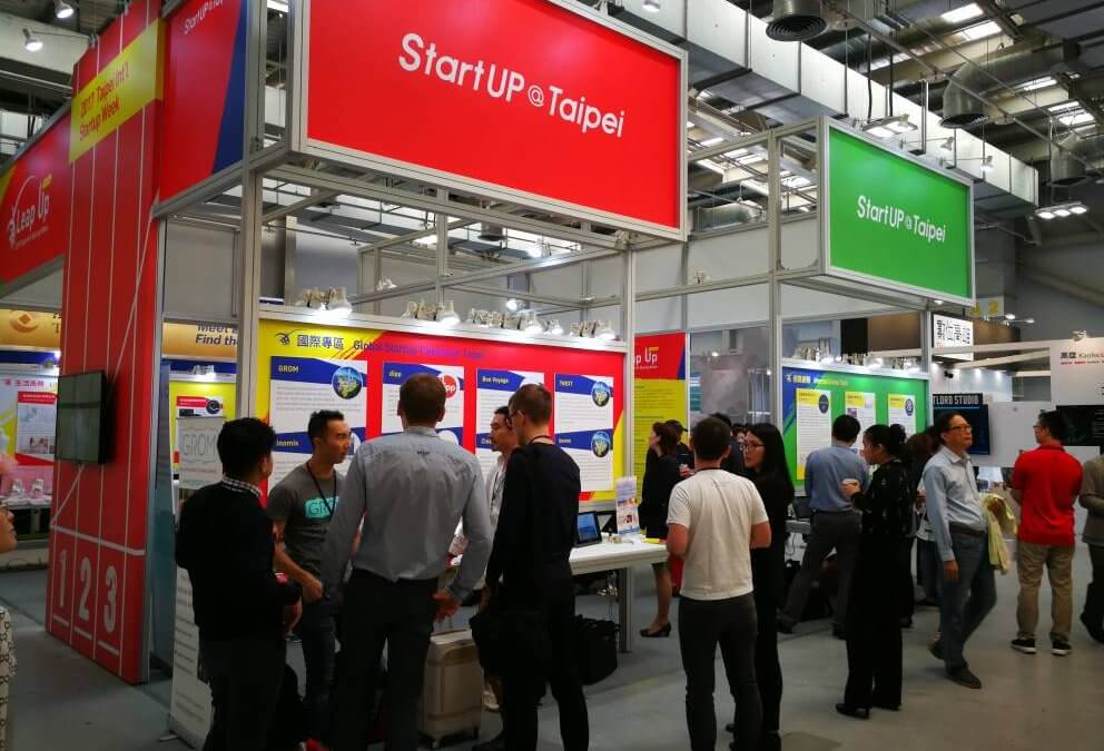 Taiwan startup festival features international lineup of experts and solutions