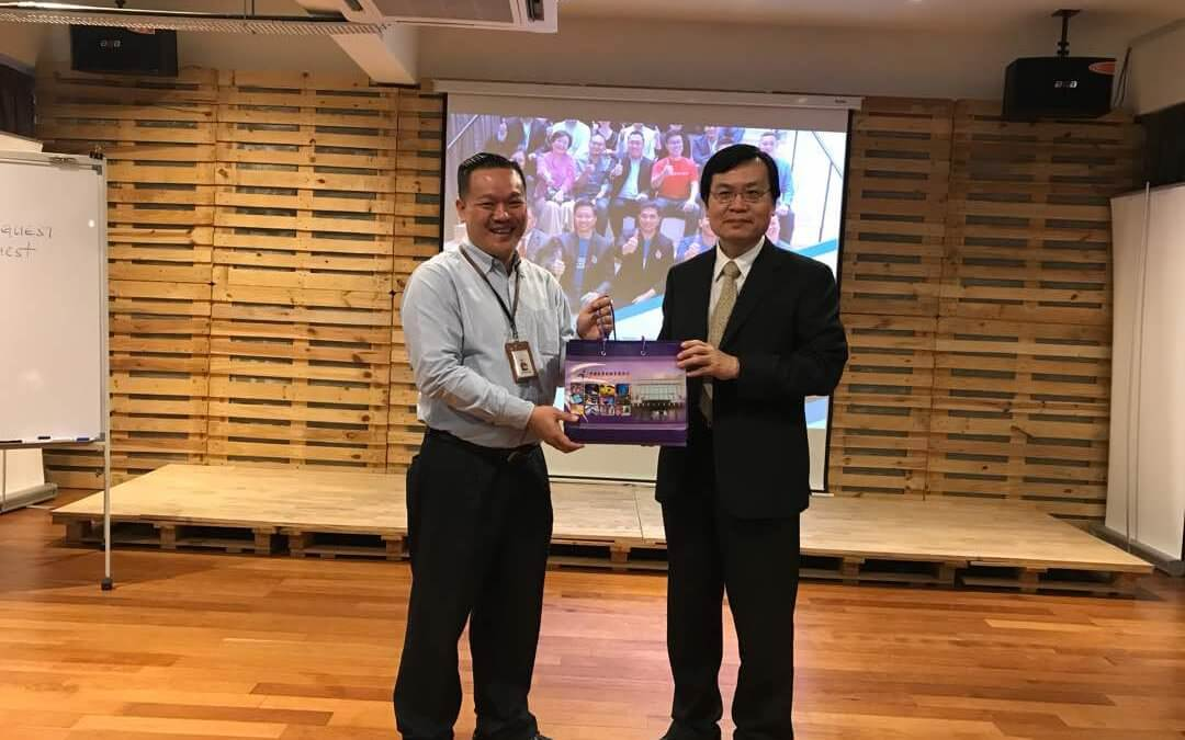 CYCU brings Taiwan EC experience to SDCC