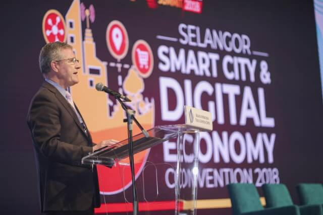 Over 8,000 Visitors, Mayors and Local Councils converge at Selangor Smart City Convention