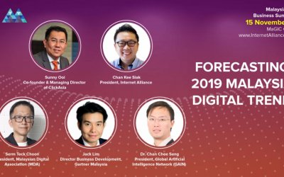 Malaysia Internet Business Summit Returns on 15 November 2018