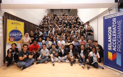 Selangor State Govt's Accelerator Programme Reveals Top 30 Qualifying Startups