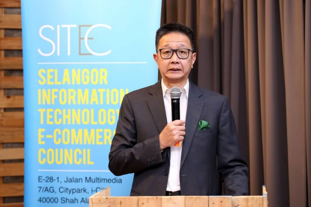 Dato Teng Chang Khim Top ECM 2019 Launch