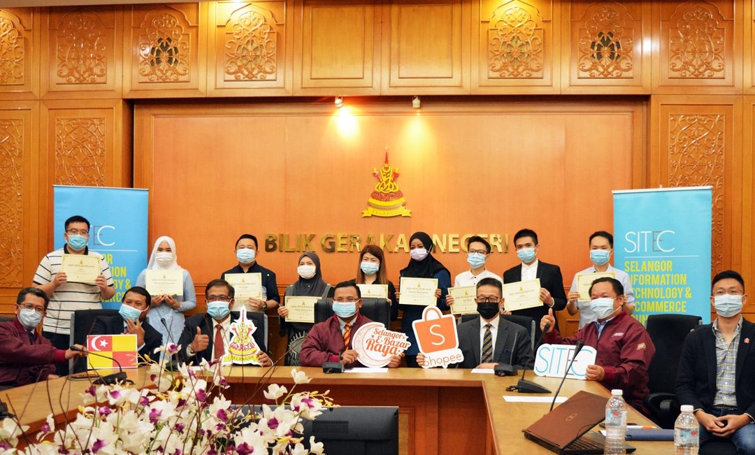 SELANGOR E-BAZAR RAYA CAMPAIGN GENERATES 341 MILLION IN ECONOMY ACTIVITY AND PARTICIPATION OF 6,400 E-COMMERCE TRADERS