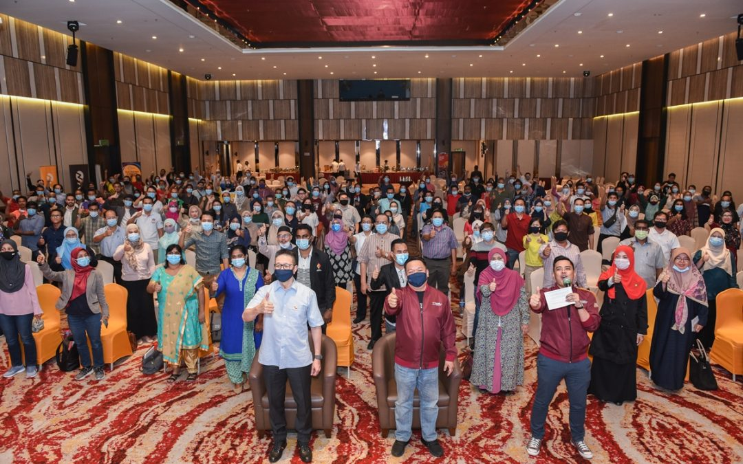 JELAJAH USAHAWAN DIGITAL SELANGOR PROGRAMME 2ND SERIES: KLANG ATTRACTS LOCAL ENTREPRENEURS