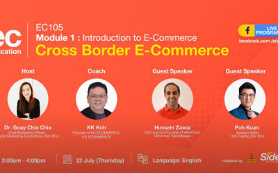 EC105 2021 : Cross Border E-Commerce