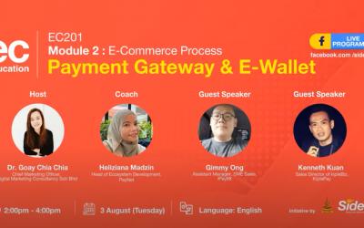 EC201 2021 – Payment Gateway & E-Wallet