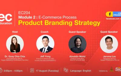 EC204 2021 Product Branding Strategy
