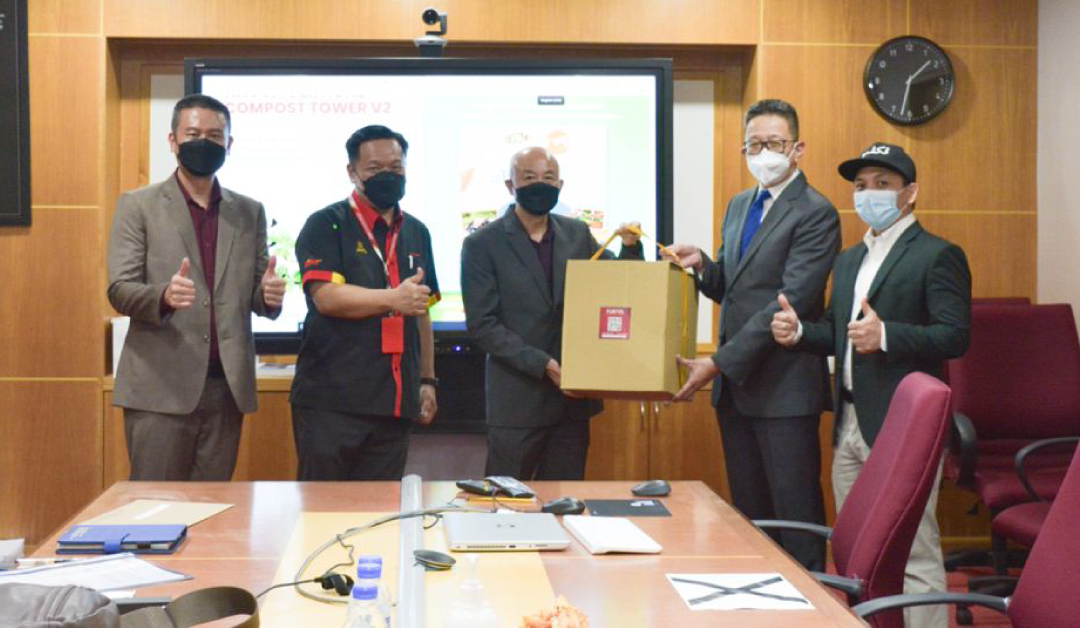 Pitch@Selangor alumni Havva obtains rooftop urban farming facility contract from PKPS